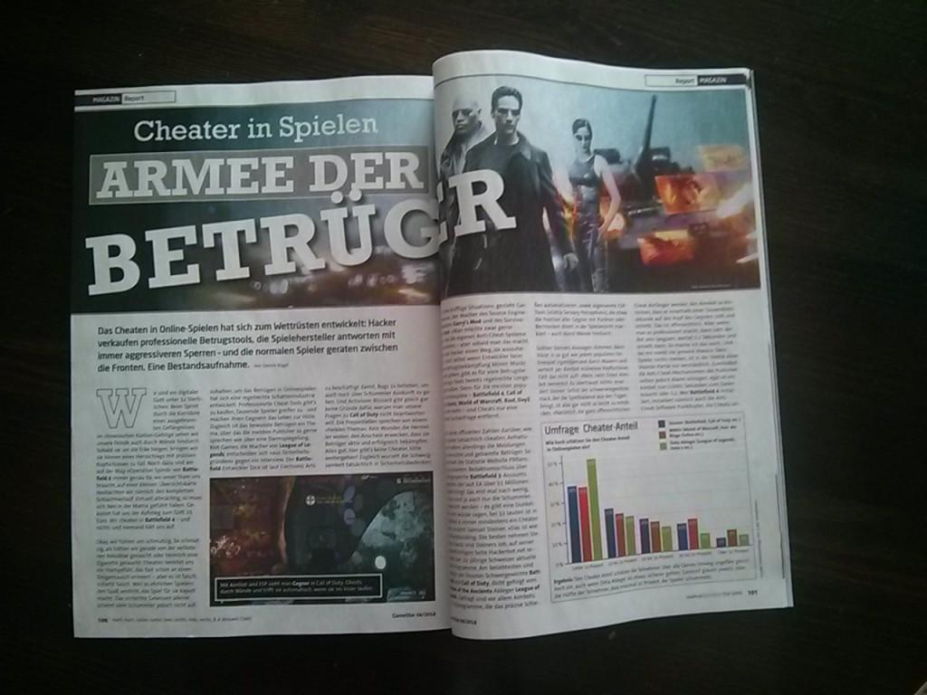 Gamestar 04/2014